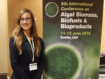 FABIan attends the 8th International Conference on Algal Biomass, Biofuels and Bioproducts