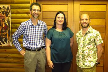 FABI celebrates 11th PhD thesis in the bag at Erika Viljoen's prestige seminar