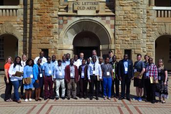 FABI and CABI jointly host the first Polyphagous Shot Hole Borer Workshop in Africa