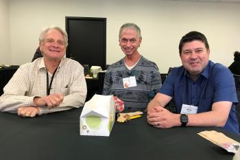 Prof. Martin Coetzee attends the Mycological Society of America (USA) Meeting 2019