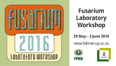 Fusarium Laboratory Workshop 2016