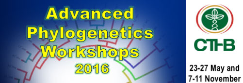 Advanced Phylogenetic WorkshopsAdvanced Phylogenetic Workshops 2016