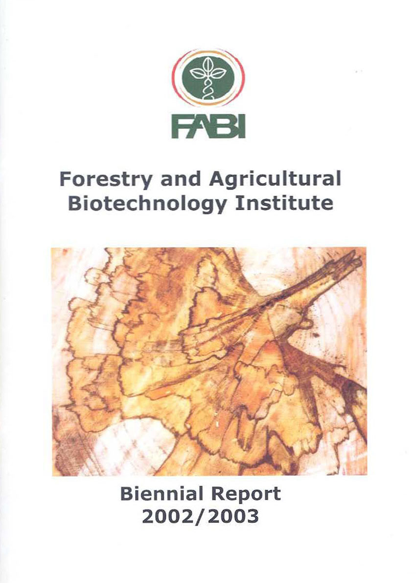 Forestry And Agricultural Biotechnology Institute
